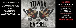 Titans Of The Barbell